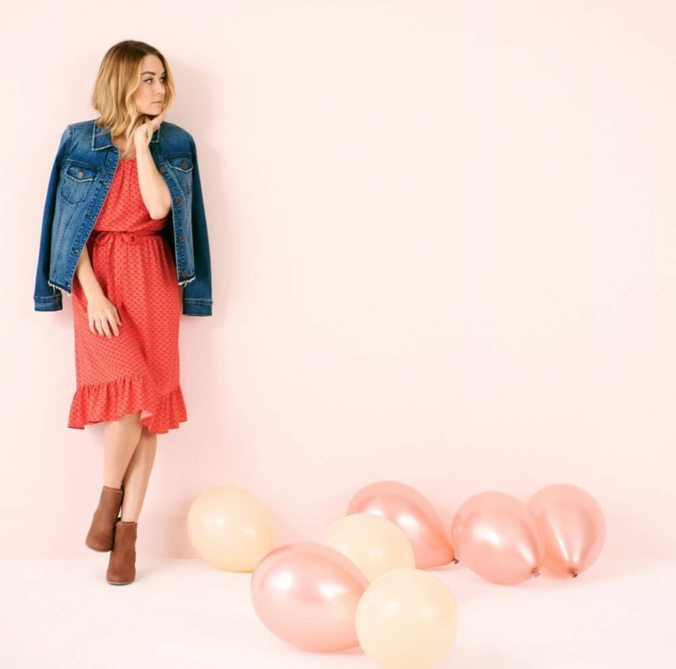 Valentine's Day with Lauren Conrad